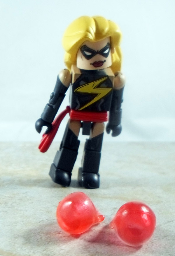 Ms. Marvel Loose Minimate (Wave 19)