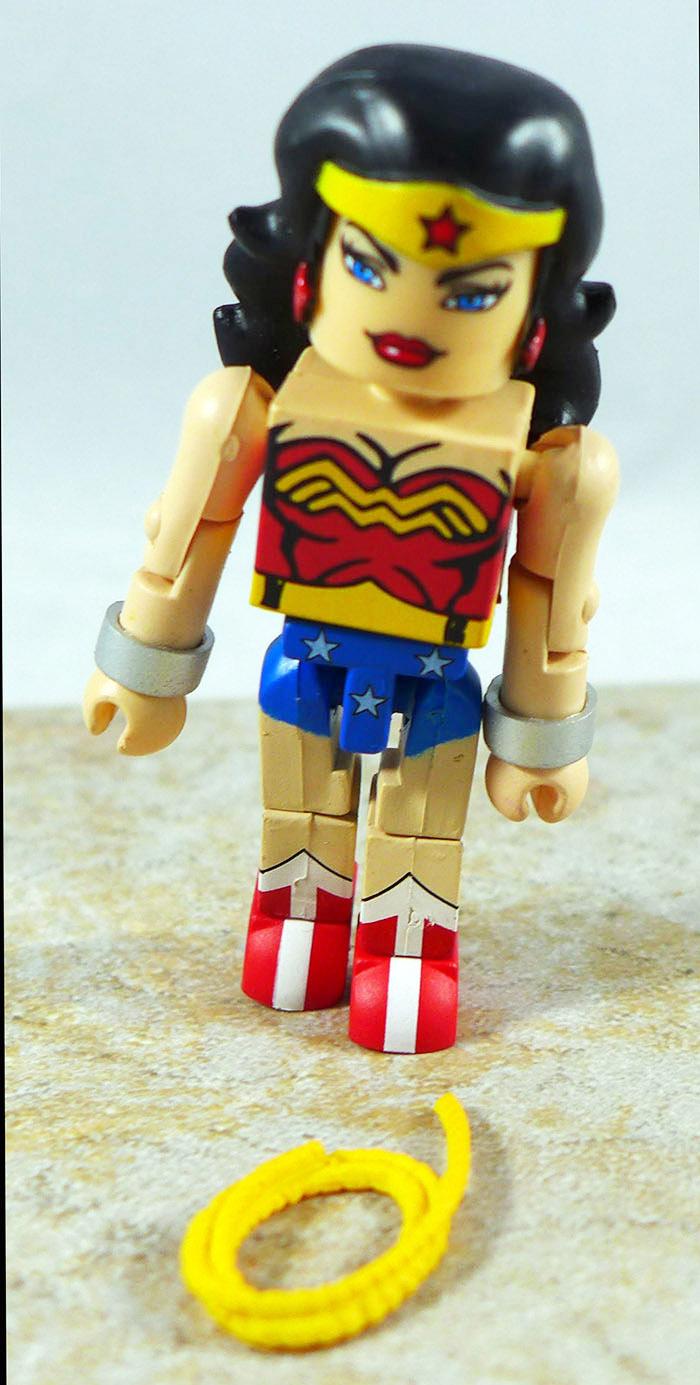 Wonder Woman Loose Minimate (DC Minimates Series 3)