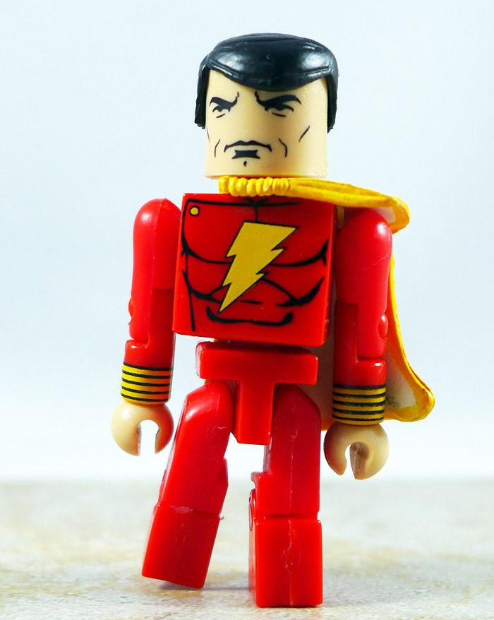 Shazam Custom Partial Loose Minimate (DC Minimate Series 4)