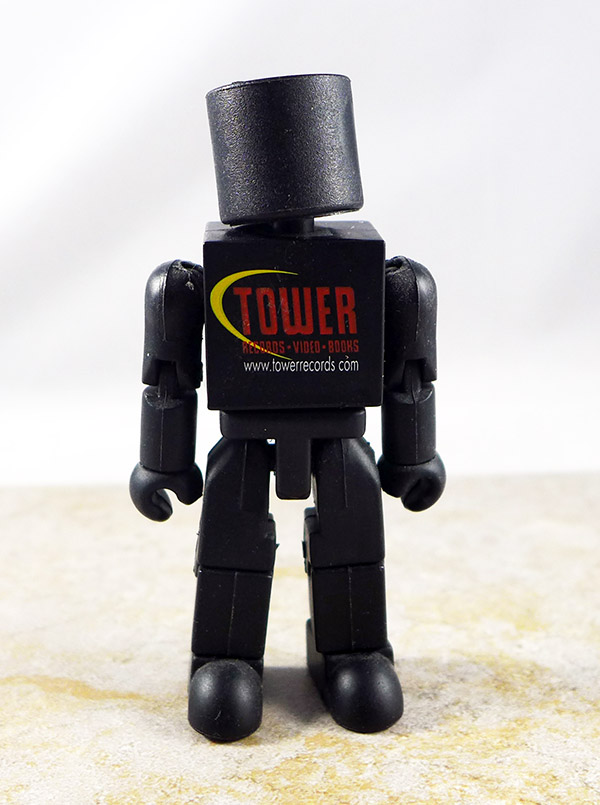 Tower Records Loose Minimate (3 Inch Promotional)