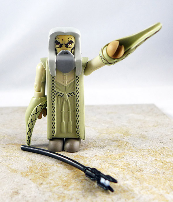 Saruman Loose Minimate (Lord of the Rings Series 1)