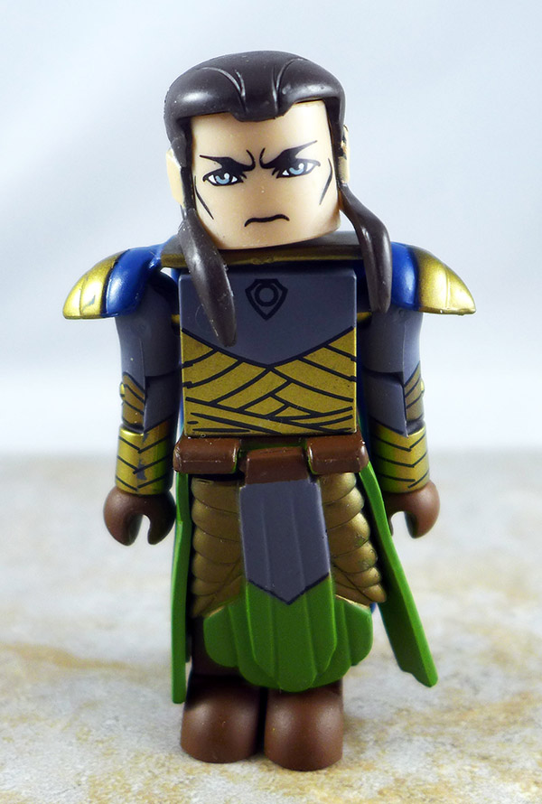 Elrond Partial Loose Minimate (SDCC 2005 Lord of the Rings Exclusive)