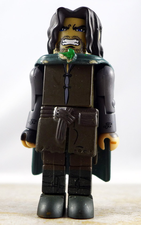 Amon Hen Aragorn Partial Loose Minimate (Lord of the Rings Series 2)