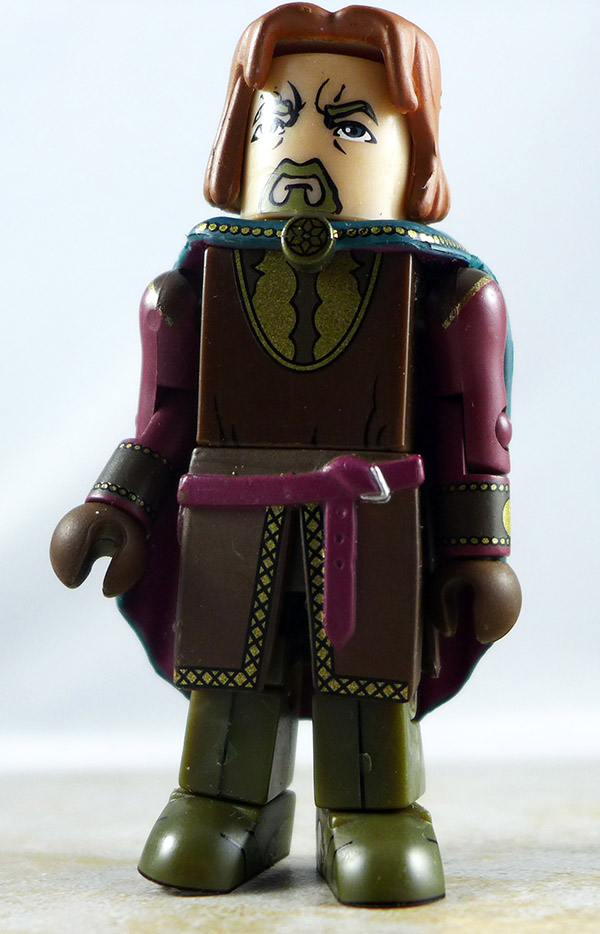 King Theoden Custom Partial Loose Minimate (Lord of the Rings Series 1)