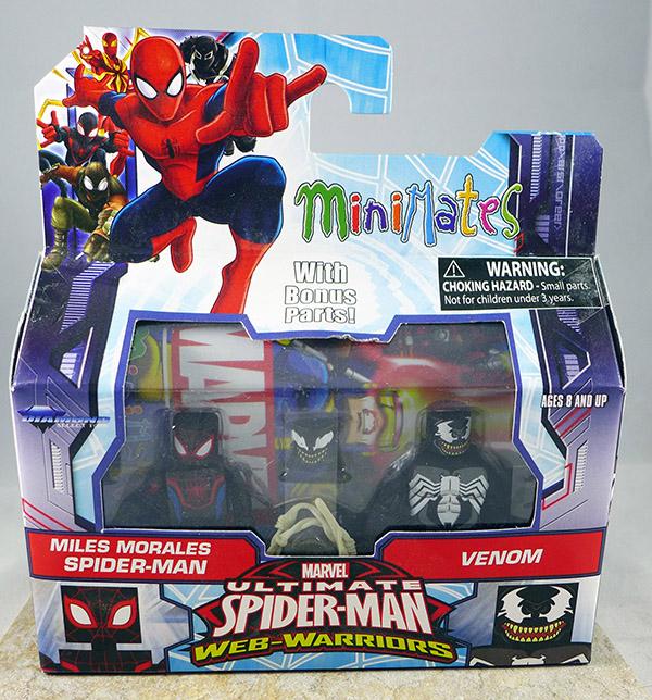 Miles Morales Spider-Man & Venom (Walgreens Wave 1.5)