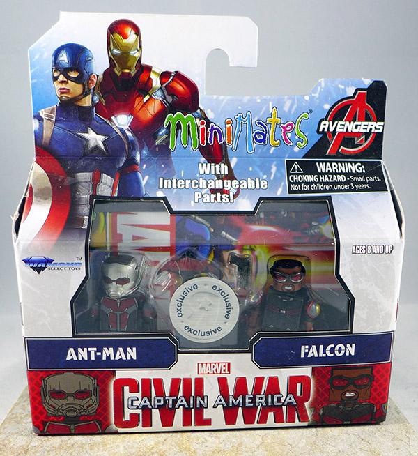 Ant-Man & Falcon (TRU Captain America: Civil War Wave 2)