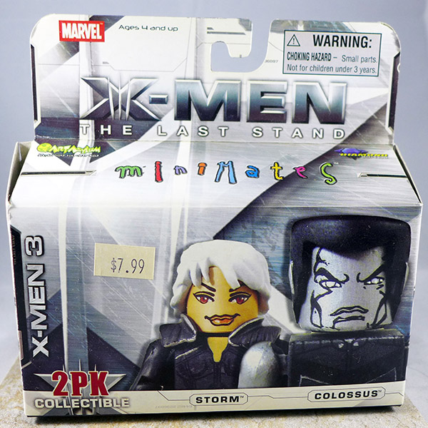 Storm & Colossus (Wave 14)
