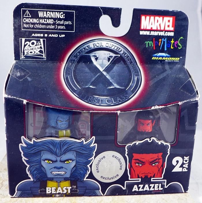 Beast & Azazel (TRU X-Men: First Class)