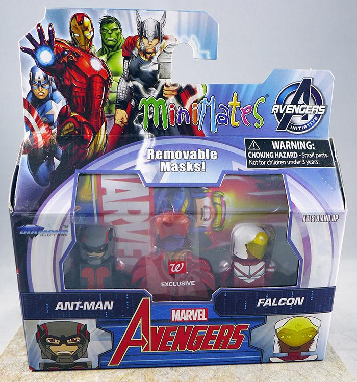 Ant-Man & Falcon (Walgreens Wave 3)