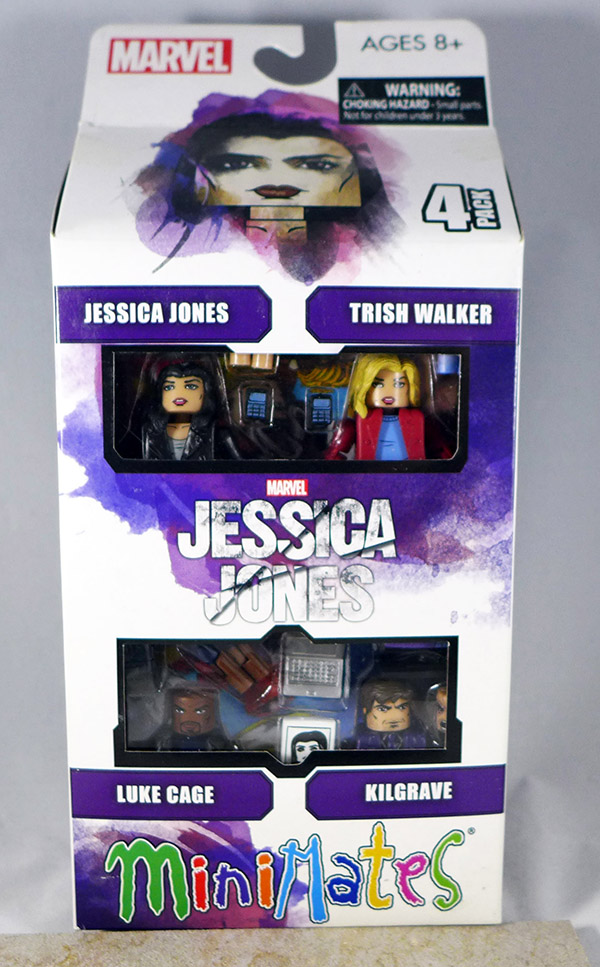 Jessica Jones Netflix Box Set 1