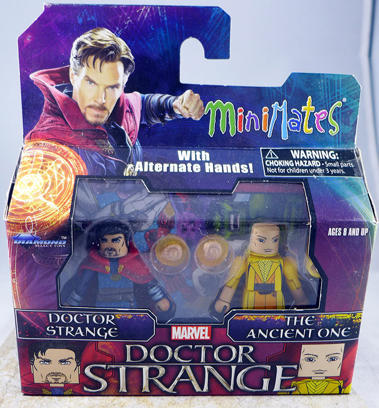 Doctor Strange & the Ancient One (Wave 70)