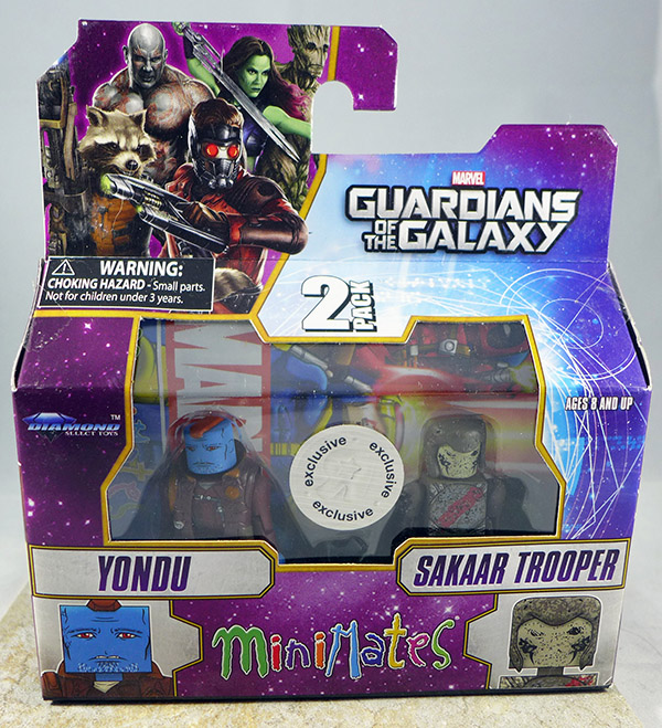 Yondu & Sakaar Trooper (TRU Guardians of the Galaxy)