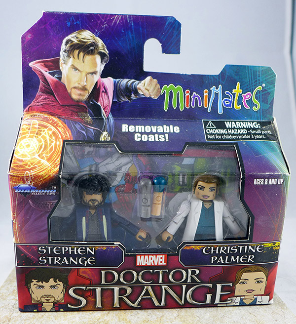 Stephen Strange & Christine Palmer (Wave 70)
