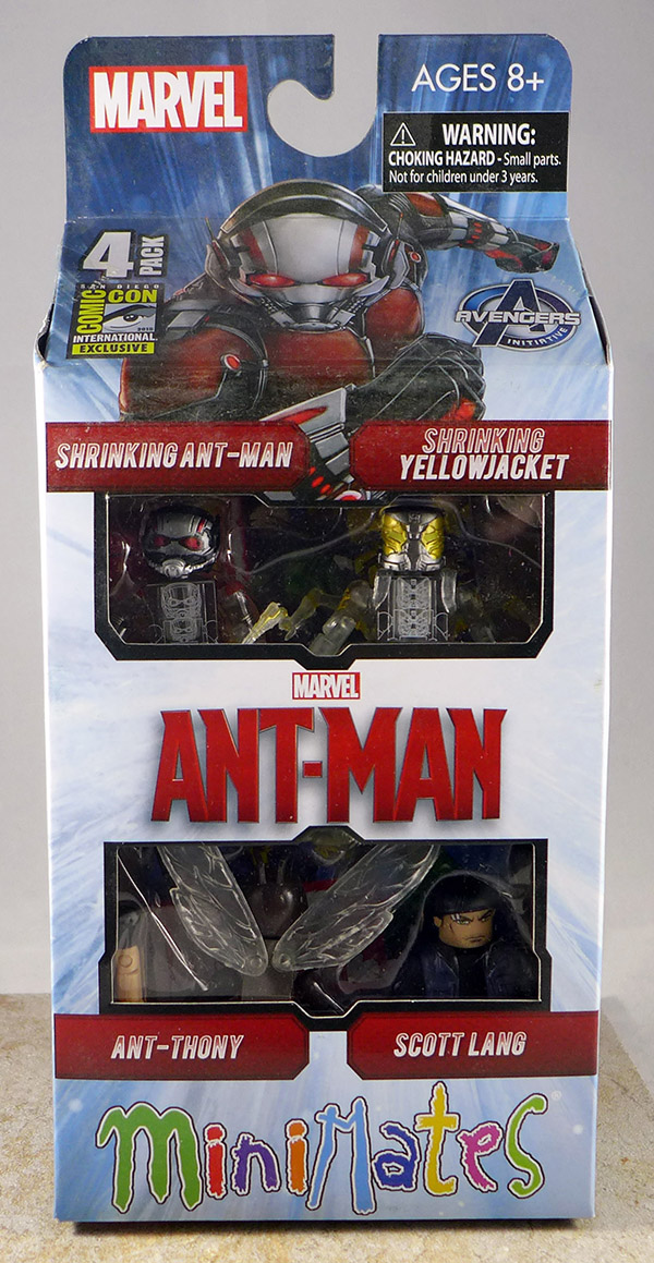 Ant-Man Movie SDCC Box Set
