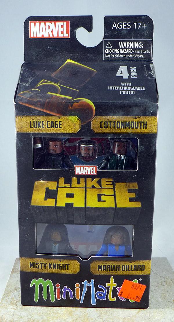 Luke Cage Netflix Box Set