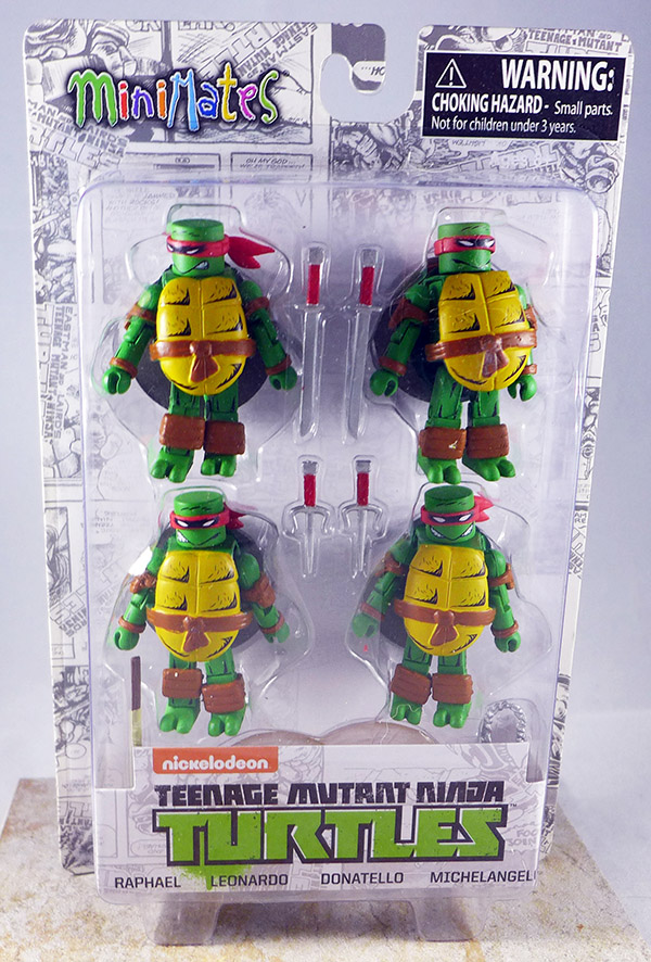 Teenage Mutant Ninja Turtles Mirage Box Set