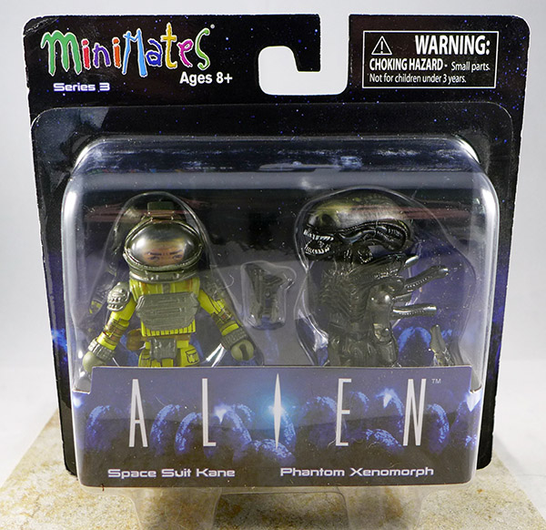 Space Suit Kane & Phantom Xenomorph (Aliens TRU Series 3)