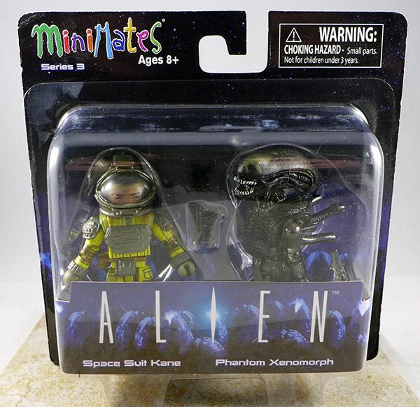 Space Suit Kane & Phantom Xenomorph (Aliens TRU Series 3)