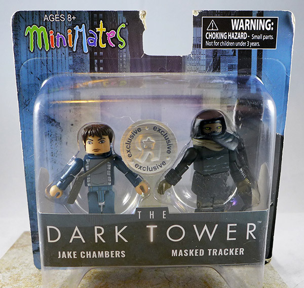 Jake Chambers & Masked Tracker (Dark Tower TRU Series 1)