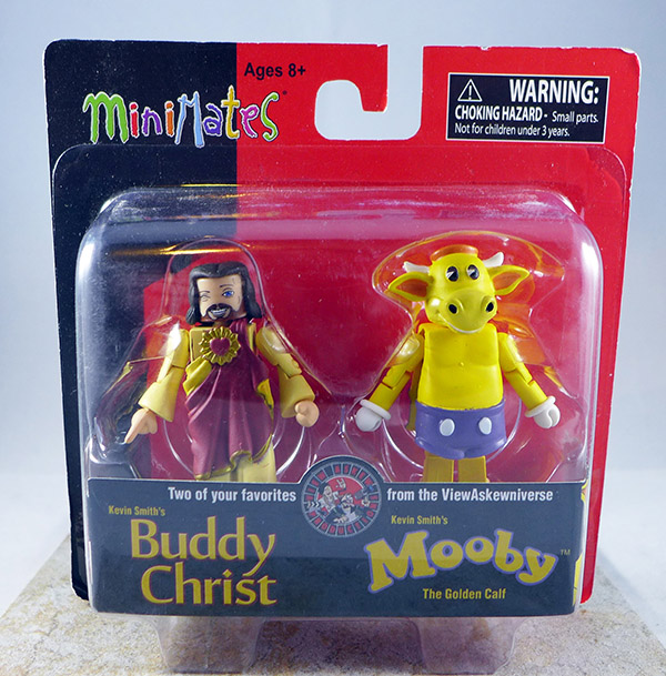 Buddy Christ & Mooby (View Askew Two Packs)