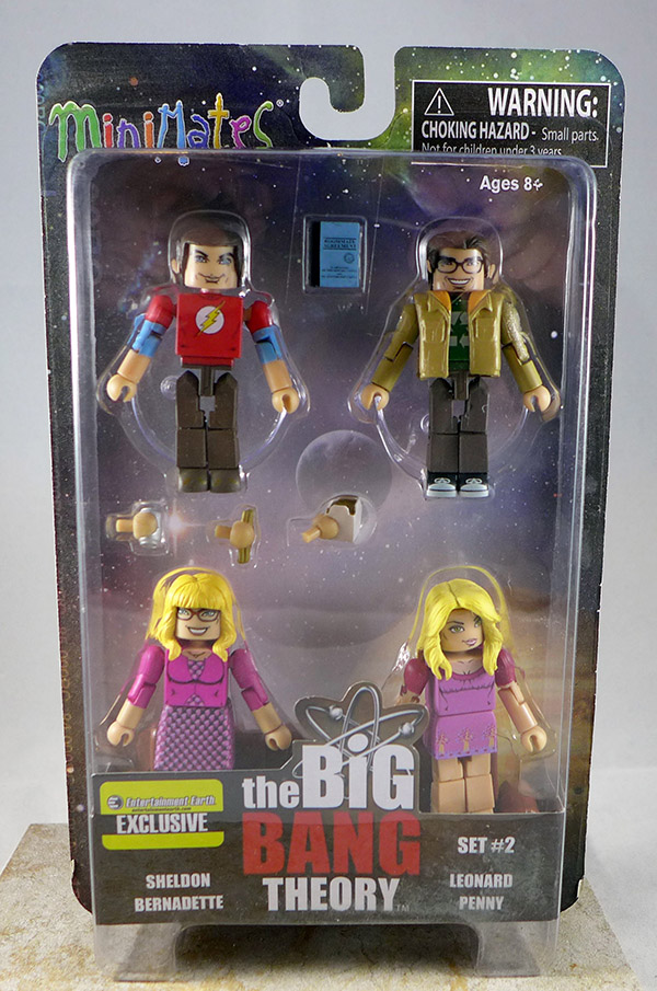 Big Bang Theory Box Set 2