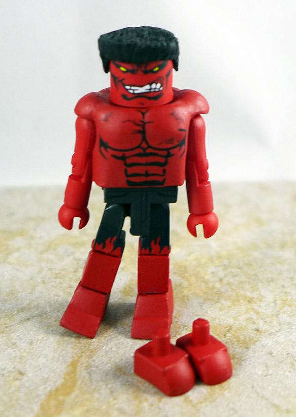 Red Hulk Loose Minimate (Wave 25)