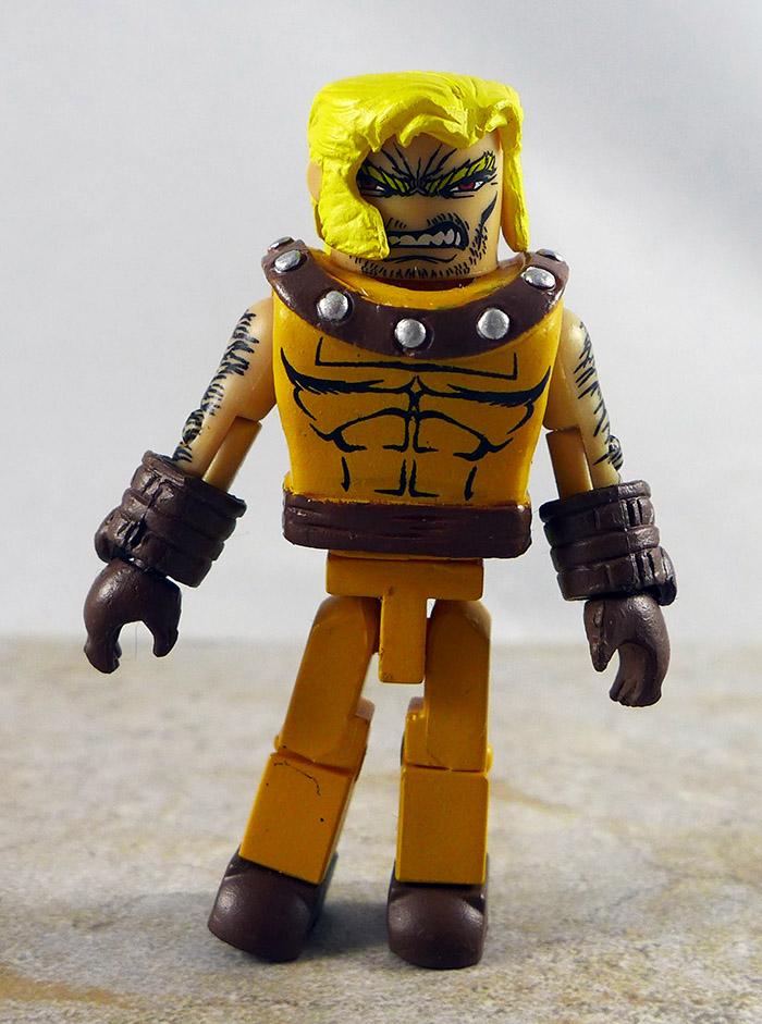Age of Apocalypse Sabretooth Loose Minimate (TRU Wave 10)