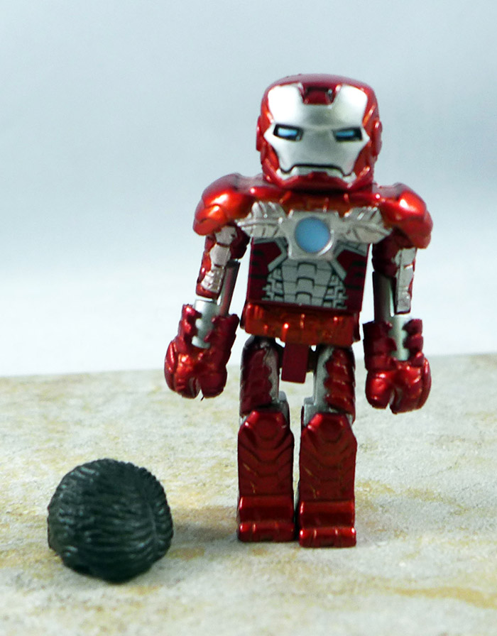 Mark V Iron Man Loose Minimate (Wave 35)