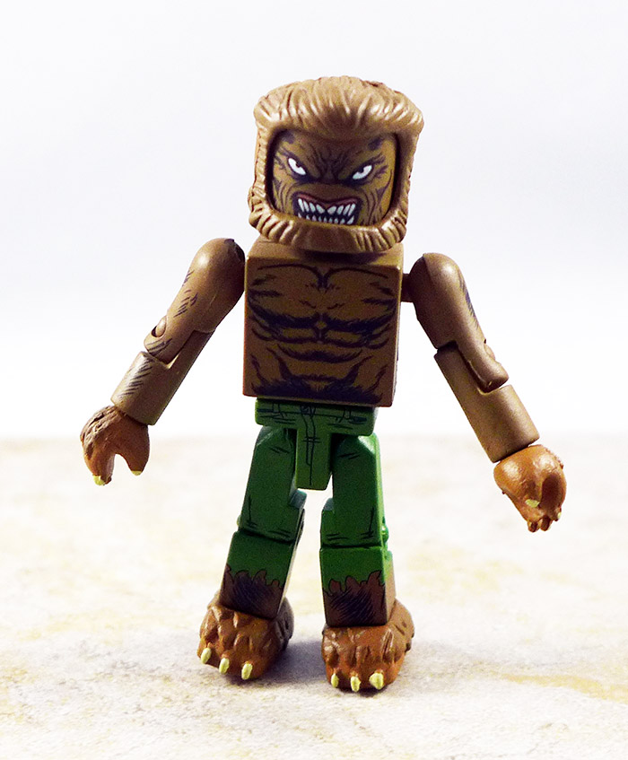 Werewolf By Night Loose Minimate (Strange Tales Box Set)