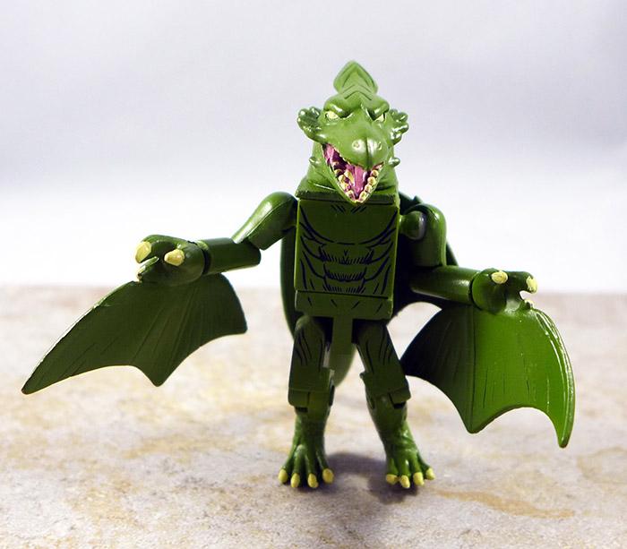 Savage Land Reaper Loose Minimate (Wave 51)