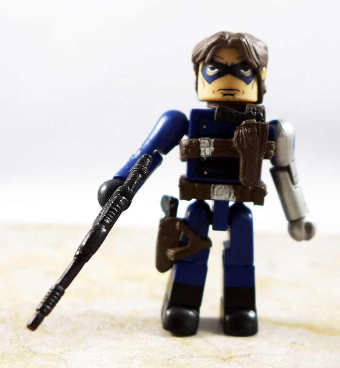 Winter Soldier Agent of SHIELD Loose Minimate (TRU Wave 18)