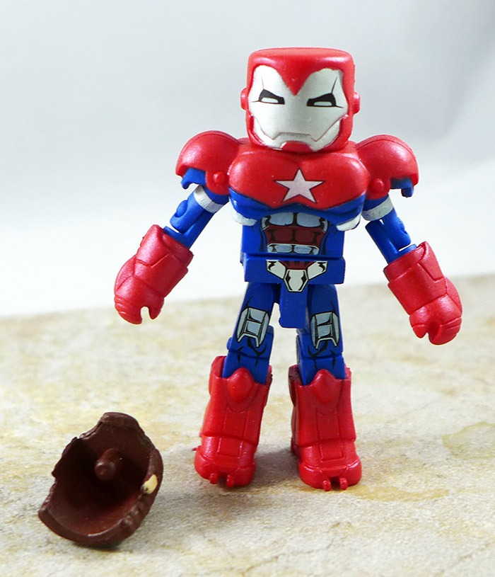 Iron Patriot Loose Minimate (Dark Avengers Box Set 1)