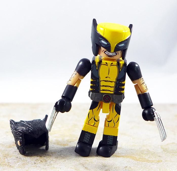 Wolverine Loose Minimate (TRU Wave 16)