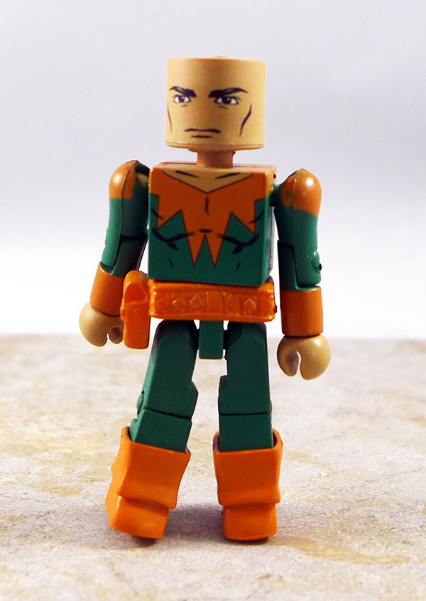 Shaman Partial Loose Minimate (Alpha Flight Box Set 2)