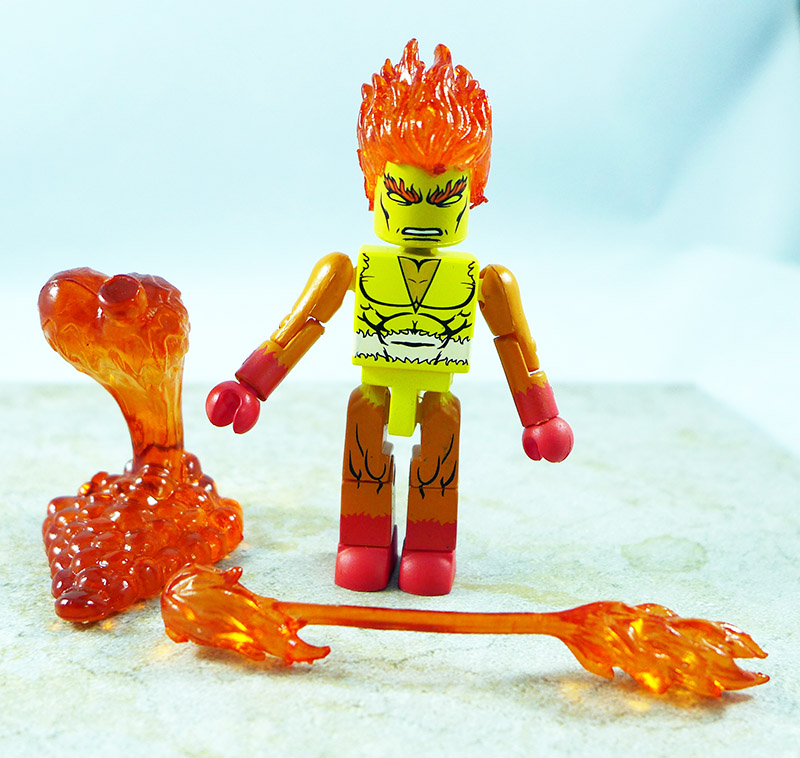 Pyreus Kril the Firelord Loose Minimate (TRU Wave 15)