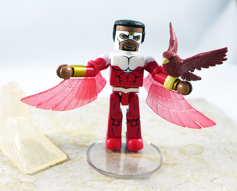 Marvel's Falcon Loose Minimate (Wave 54)