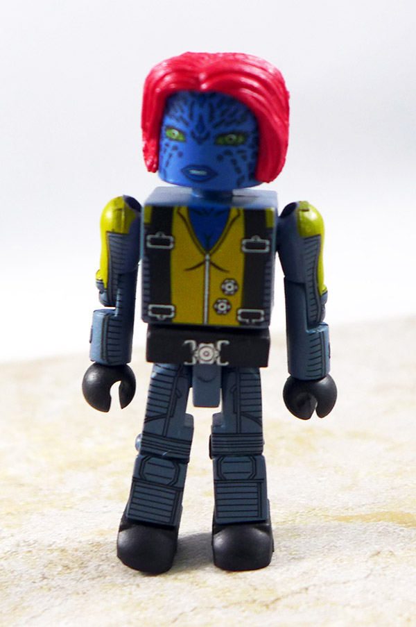 Mystique Loose Minimate (X-Men First Class TRU Two Packs)