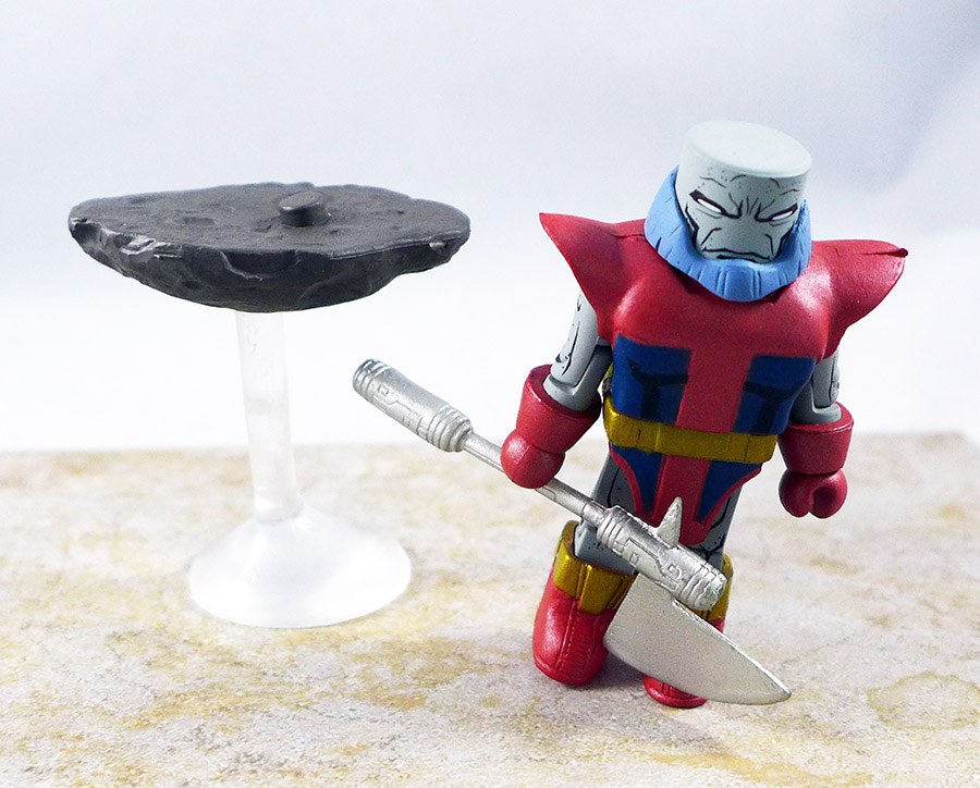 Terrax Loose Minimate (Heralds of Galactus Box Set)