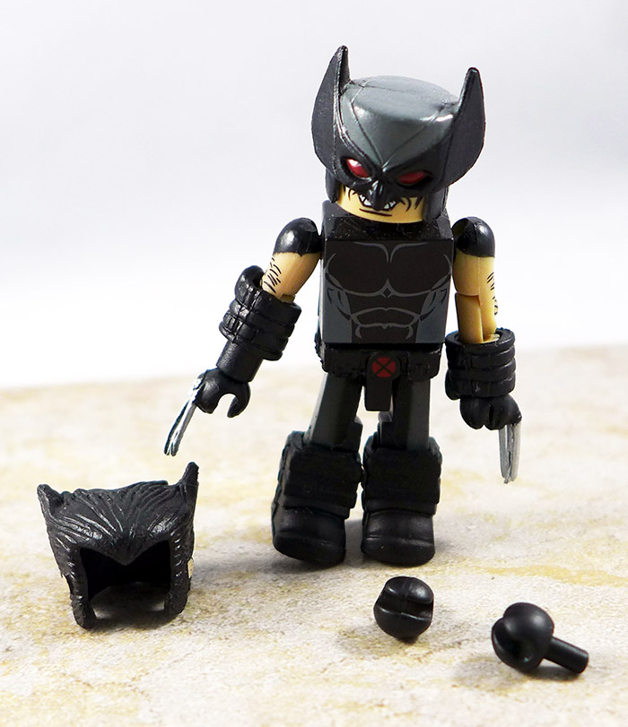 Wolverine Loose Minimate (Uncanny X-Force Box Set)
