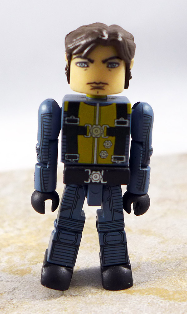 Xavier Loose Minimate (X-Men First Class TRU Two Packs)