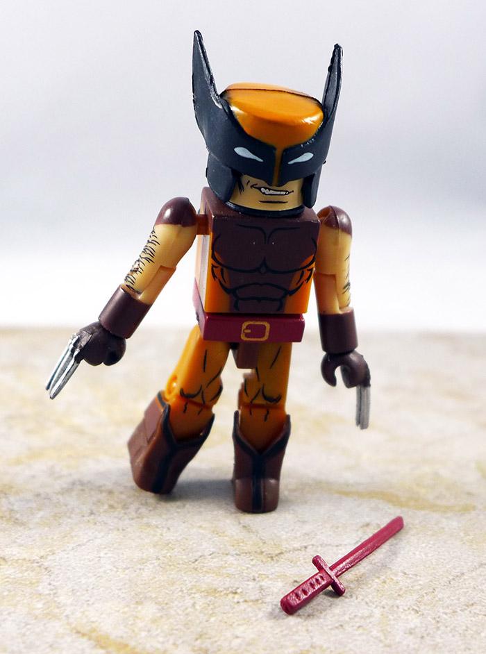 Wolverine Partial Loose Minimate (TRU Wave 9)