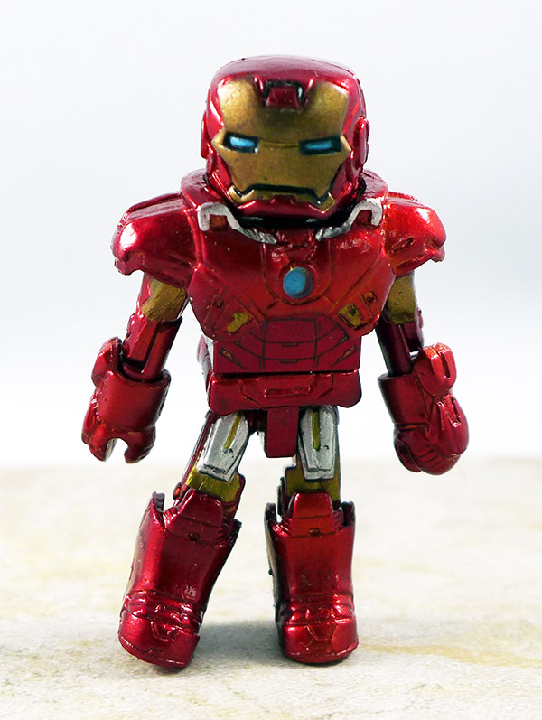 Iron Man Loose Minimate (Wave 45)
