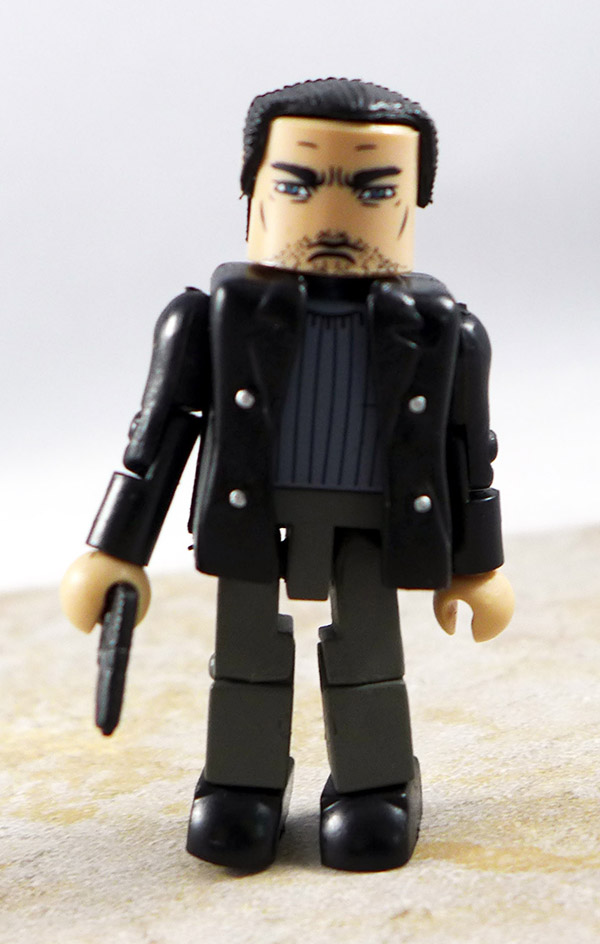 Frank Castle Loose Minimate (Punisher Warzone Box Set)