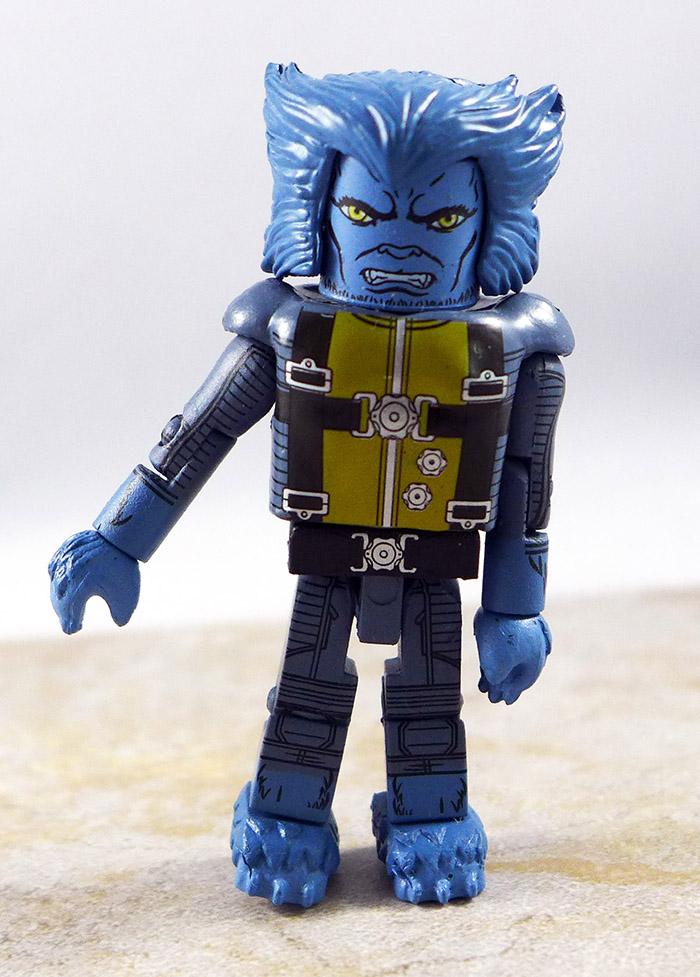 Beast Loose Minimate (X-Men First Class TRU Two Packs)