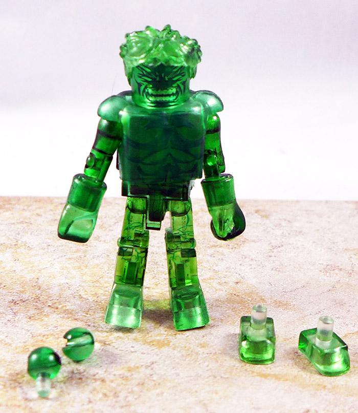 Gamma Hulk Loose Minimate (TRU Wave 7)