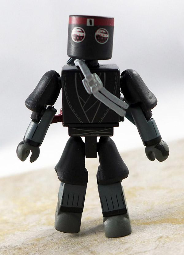Foot Soldier Partial Loose Minimate (Teenage Mutant Ninja Turtles TRU Series 1)