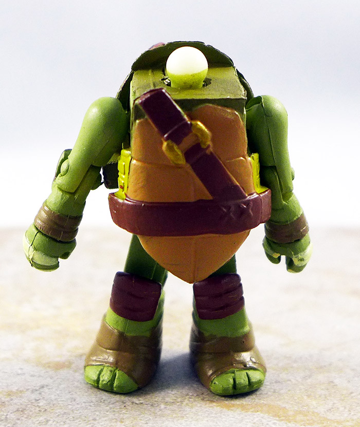 Donatello Partial Loose Minimate (Teenage Mutant Ninja Turtles TRU Series 1)