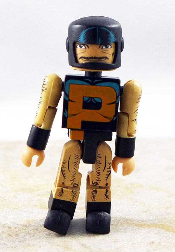 Puck Partial Loose Minimate (Alpha Flight Box Set 1)