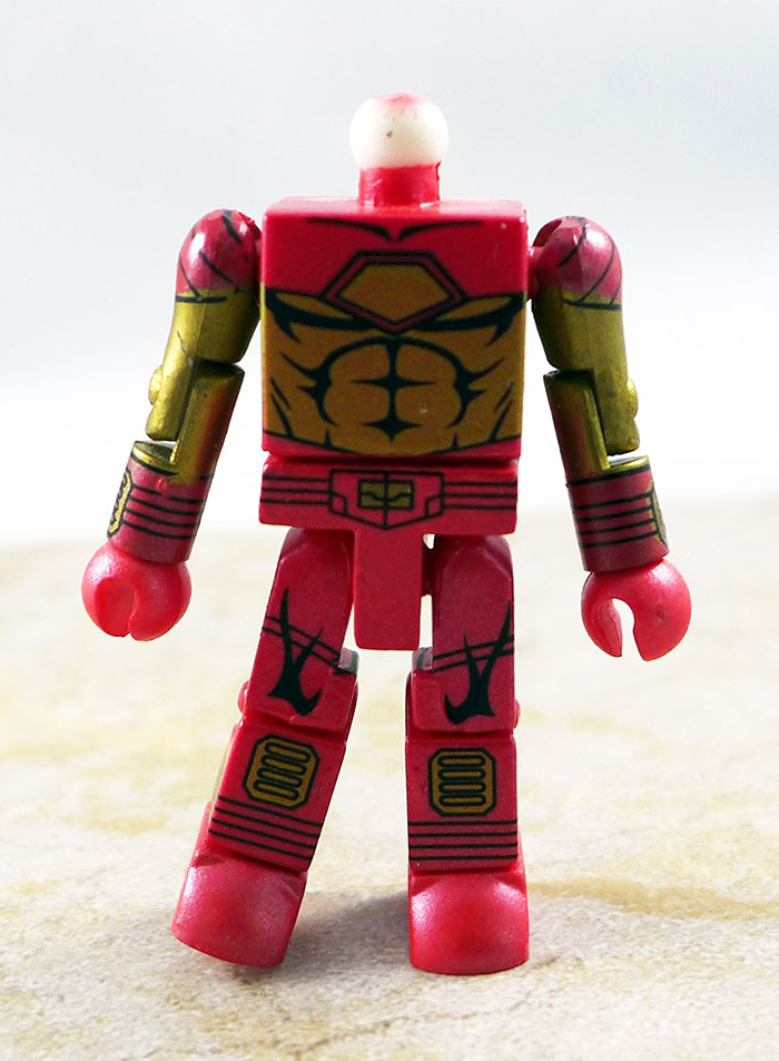 Modular Armor Iron Man Partial Loose Minimate (Iron Man Through the Ages Box Set)