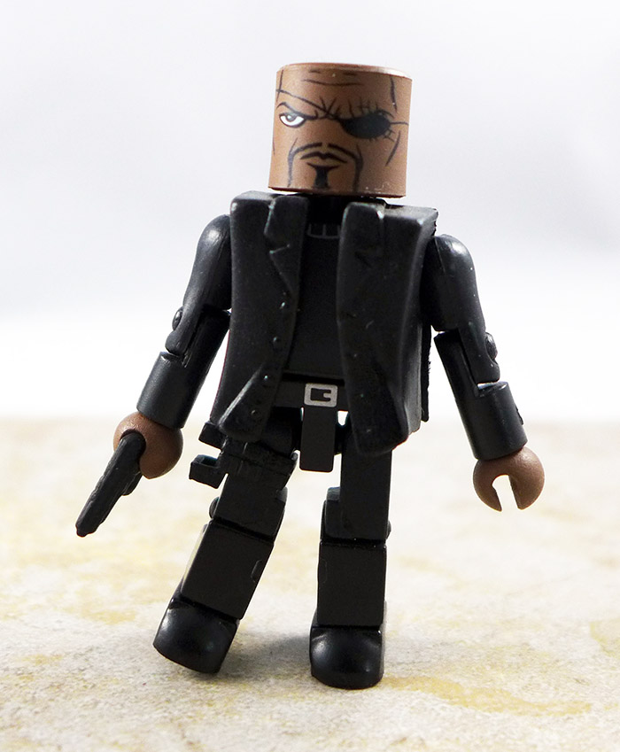 Nick Fury Loose Minimate (Wave 27)